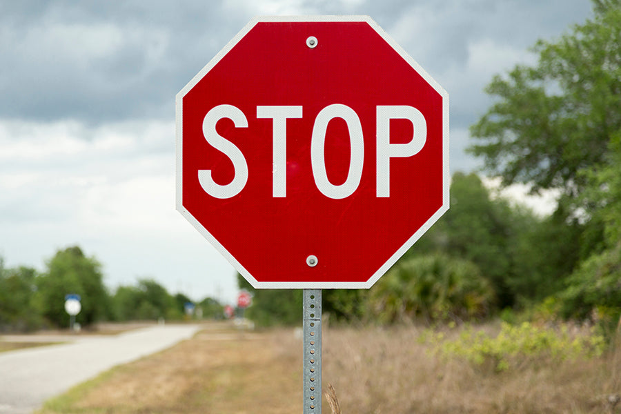 Interstate SignWays Stop Sign