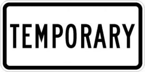 M4-7 Temporary Marker