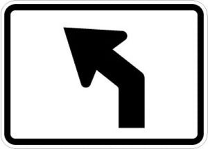 M5-2L Advance Turn Arrow (Left)
