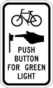 R10-24 (Symbol) Push Button For Green Light