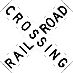 R15-1 Railroad Crossing