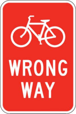 R5-1b (Bike) Wrong Way