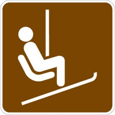 RS-105 Chair Lift / Ski Lift