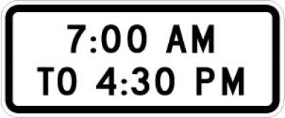 S4-1P Time Plaque - Customizable
