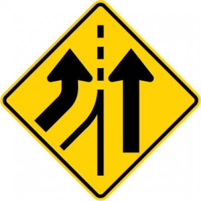 W4-3L Added Left Lane