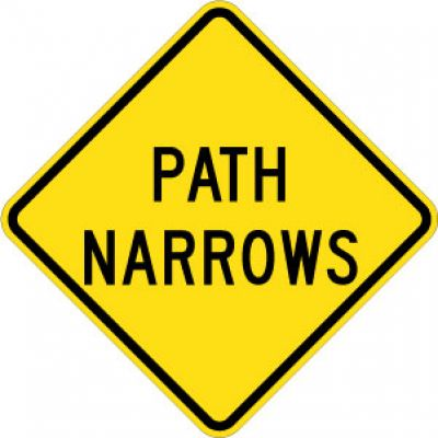 W5-4a Path Narrows