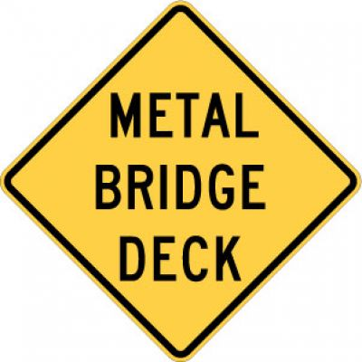 W8-16 Metal Bridge Deck