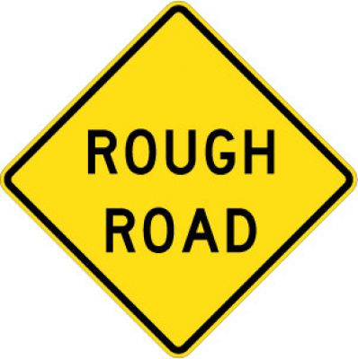 W8-8 Rough Road