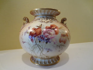 ROYAL WORCESTER JARDINIERE  -  SKU323