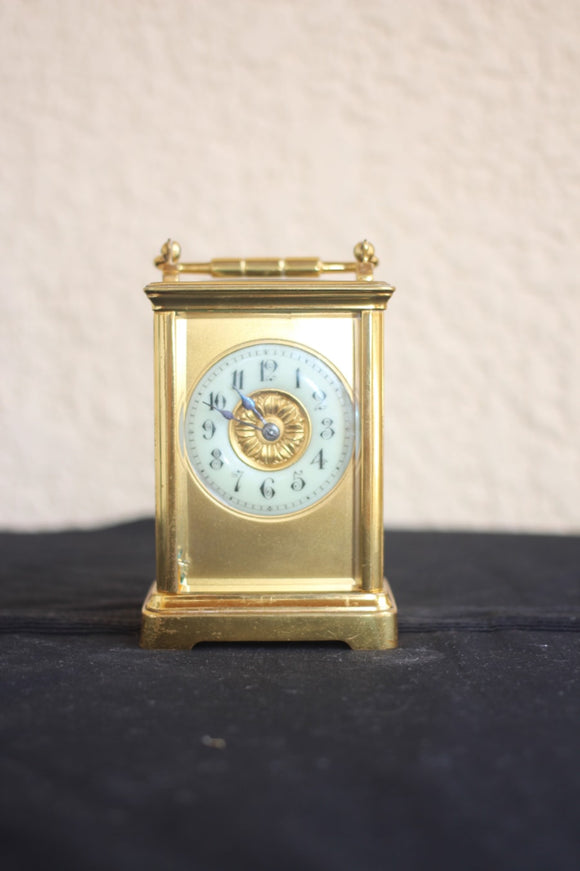 CARRIAGE CLOCK  -  SKU510