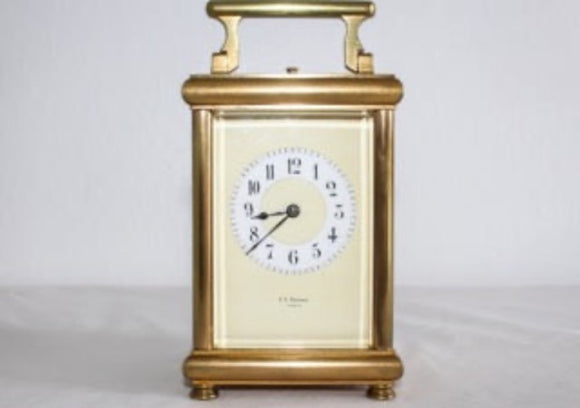 F.T. DEPREE CLOCK (PARIS)  -  SKU854