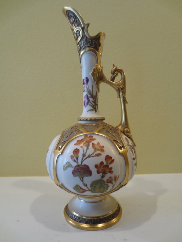 ROYAL WORCESTER JUG, TALL  -  SKU204