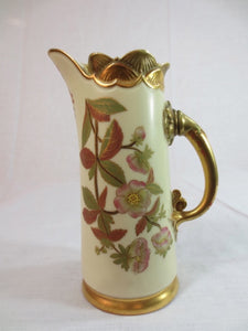 ROYAL WORCESTER JUG  -  SKU221