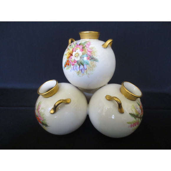 ROYAL WORCESTER STACKED JUGS  -  SKU284
