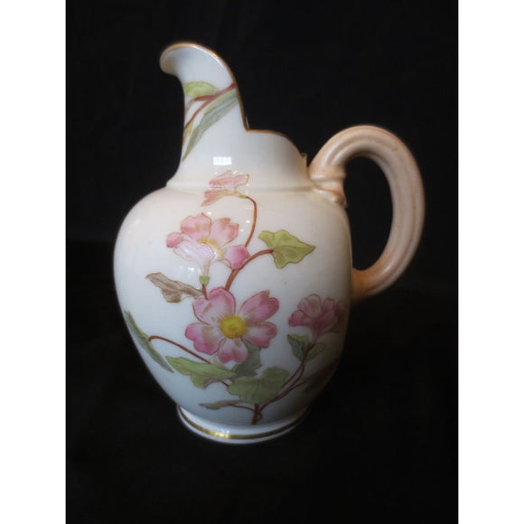 ROYAL WORCESTER FLAT BACK JUG  -  SKU293
