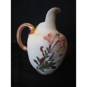 ROYAL WORCESTER FLAT BACK JUG  -  SKU300