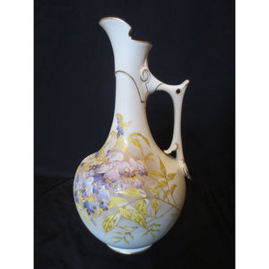 ROYAL WORCESTER EMBOSSED SCALE JUG (STARR)  -  SKU295