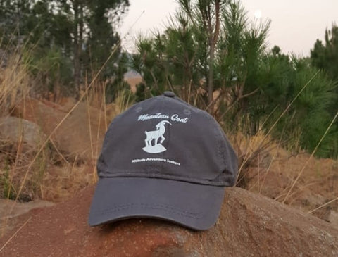 Mountain Goat Canvas Cap