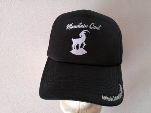Mountain Goat Trucker Cap