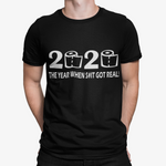2020 Short sleeve unisex t-shirt