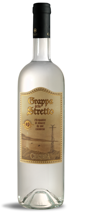 Grappa dello Stretto 0.75 cl - Calabrian Grappa