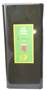 Virgin Olive Oil - Agricolè Quality Farmers