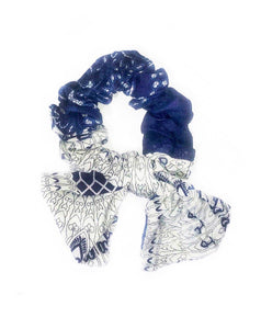 BOW SCRUNCHIES - K&E FASHIONS