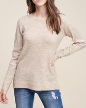 Load image into Gallery viewer, BASIC SUE SWEATER - K&E FASHIONS