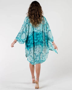 CATALINA ISLAND SWIM COVER UP - K&E FASHIONS