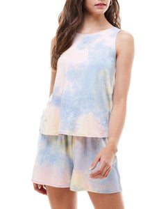 MOLLY TIE DYE LOUNGEWEAR SET