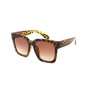 SQUARE OVERSIZE FASHION SUNGLASSES - K&E FASHIONS