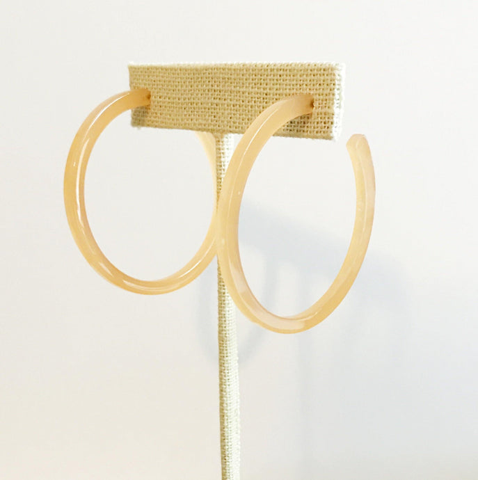 CELINE HOOP EARRINGS - K&E FASHIONS