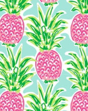 Load image into Gallery viewer, PINEAPPLE PARADISE BEACH BAG