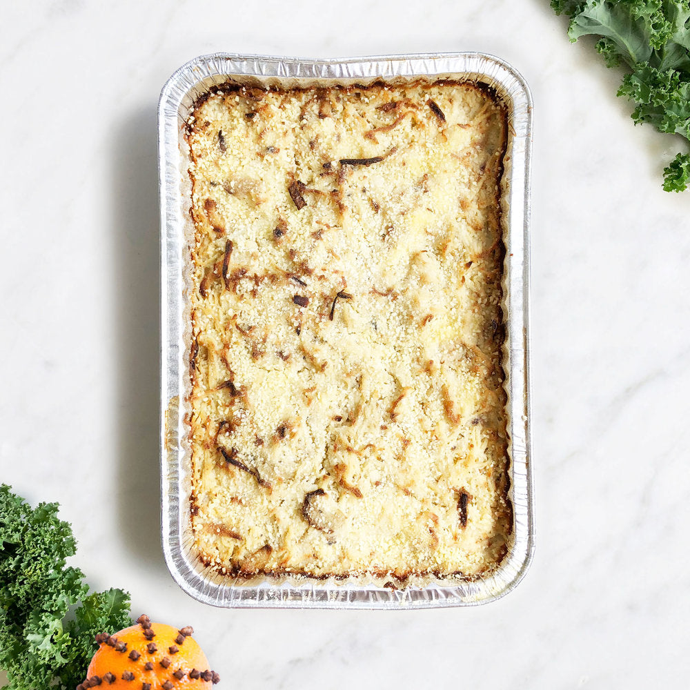 'Janssons' Potato Bake – Serves 6 people