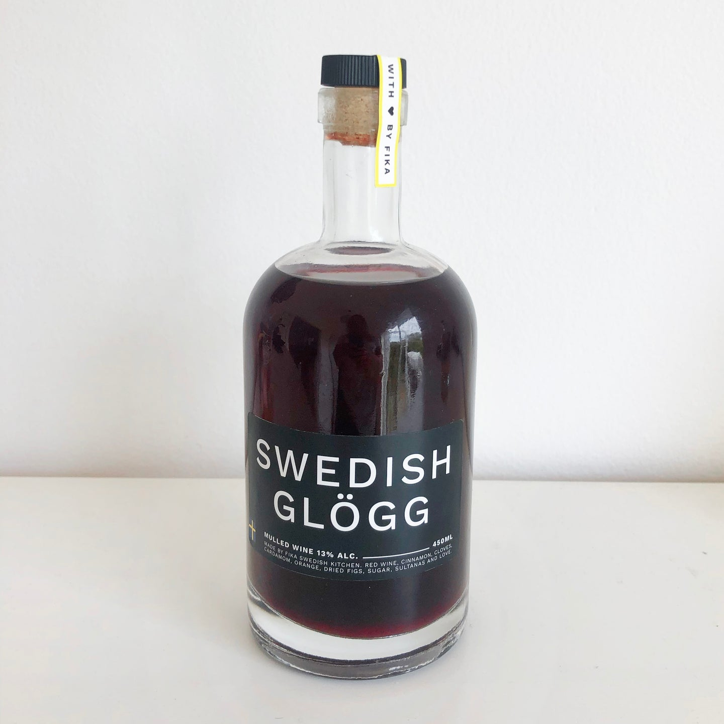 Fika's Mulled wine - Alcoholic Glögg.