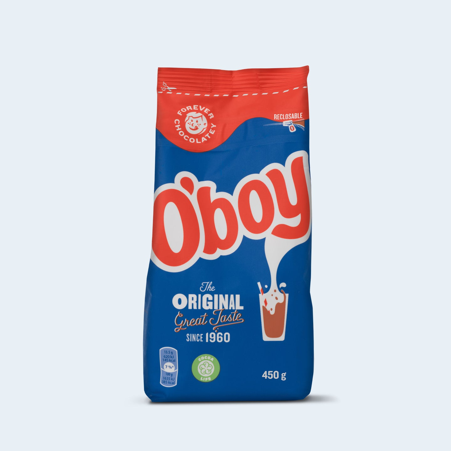 Oboy - Swedish Chocolate Powder