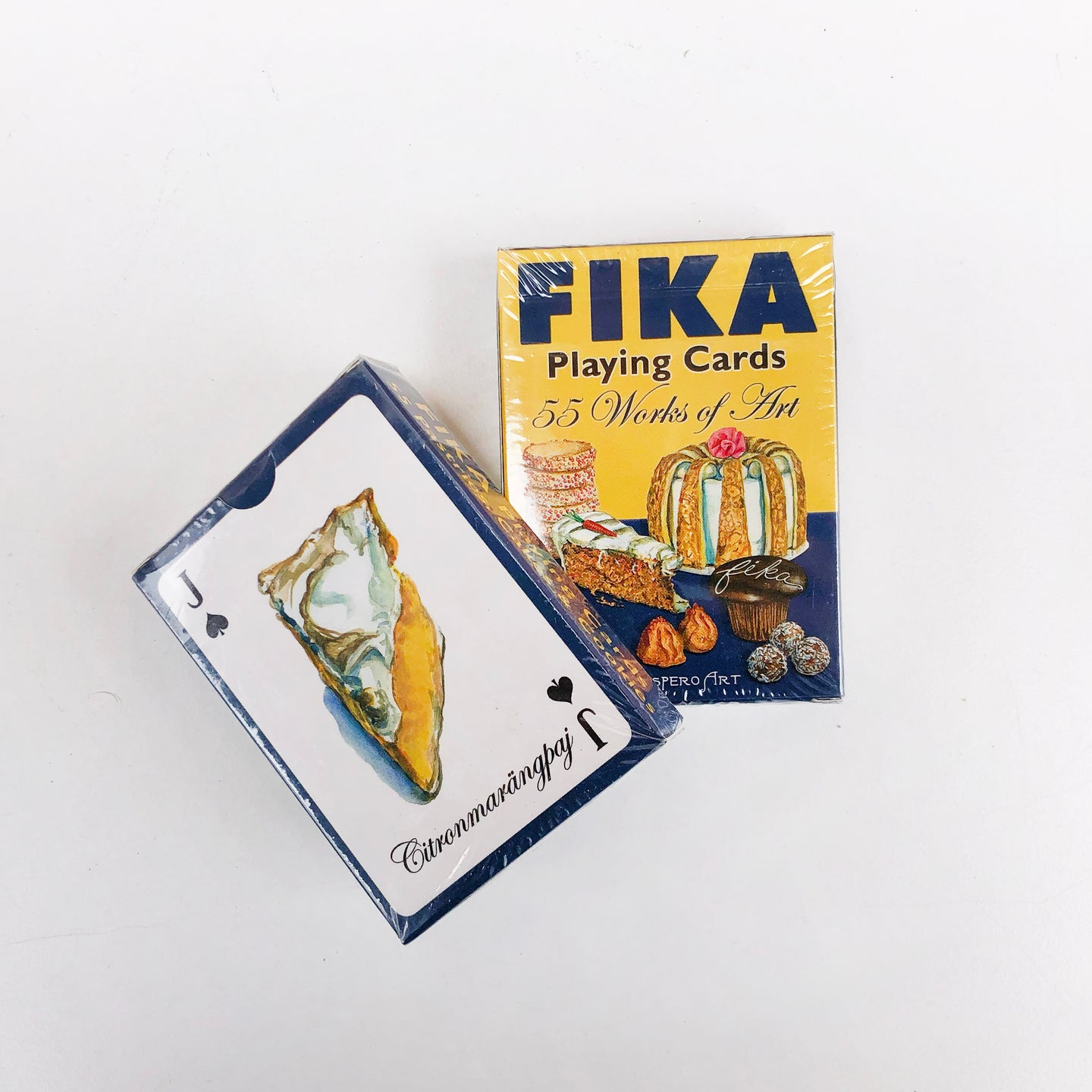 Fika Playcards