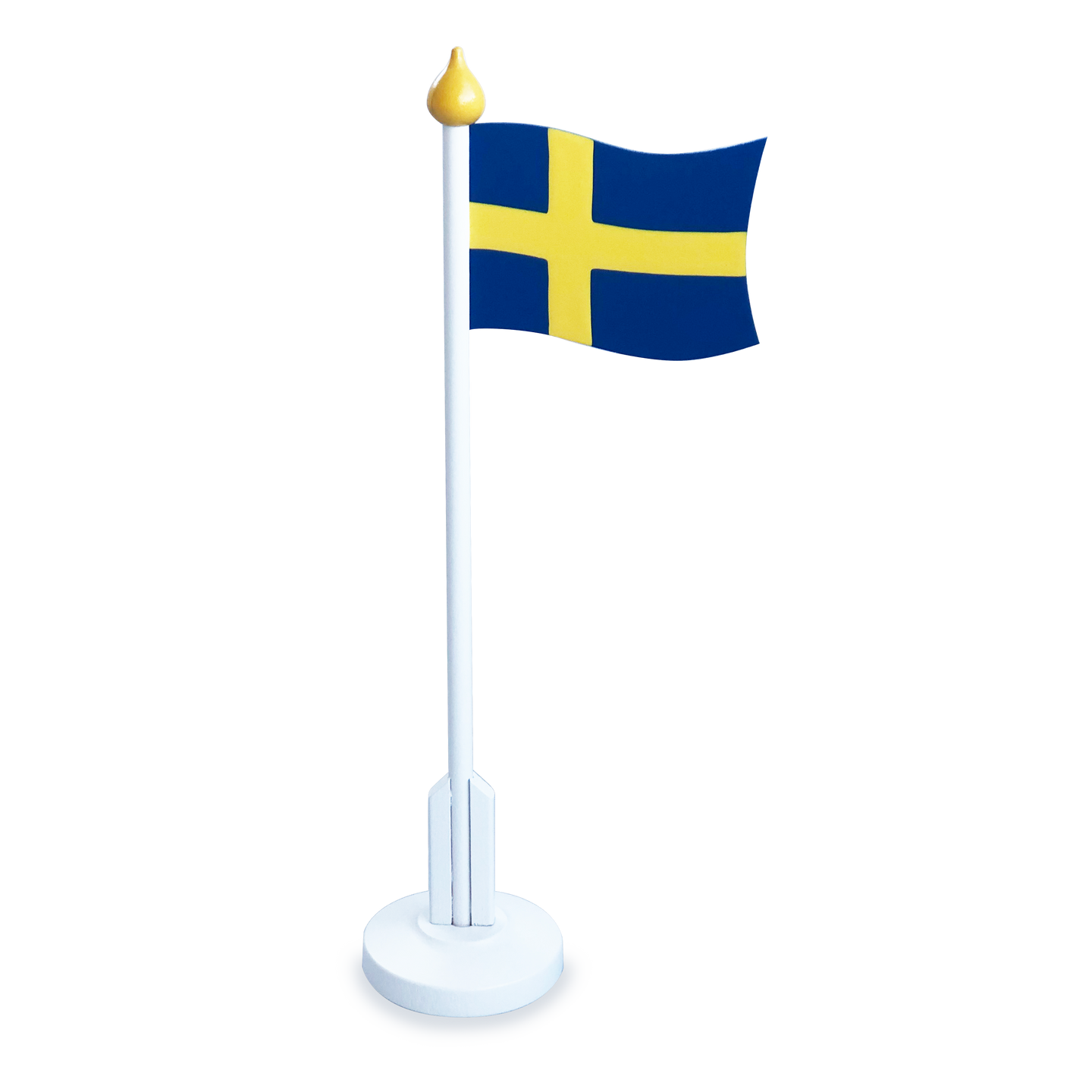 Swedish Timber Flag