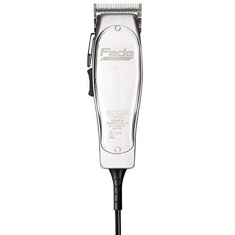 Andis 01690 Professional Fade Master Hair Clipper with Adjustable Fade Blade, Silver