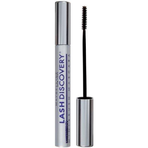 Maybelline New York Lash Discovery Washable Mascara, Very Black [351] 0.16 oz (Pack of 3)