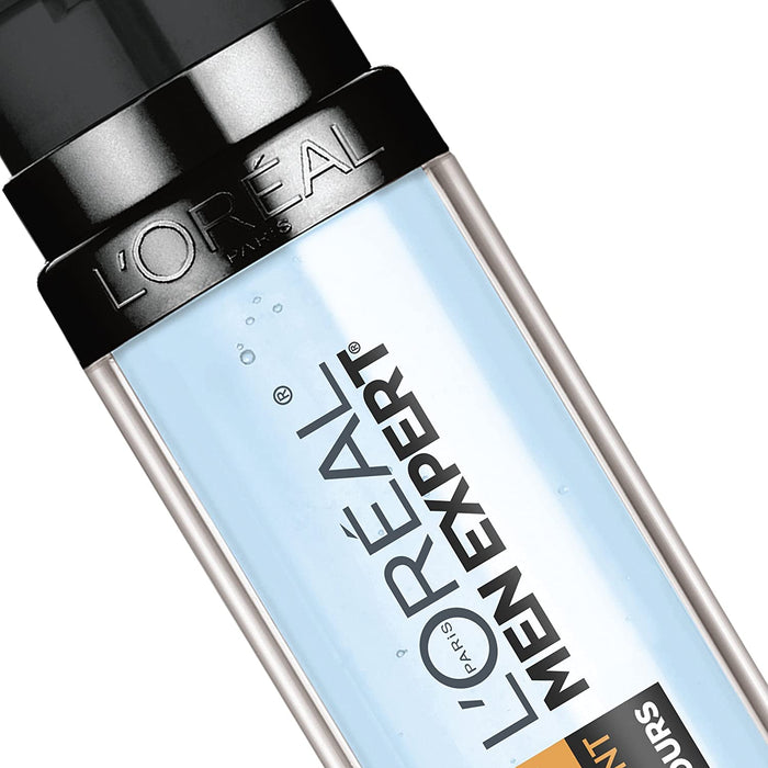 L'Oreal Paris Men Expert Hydra Energetic Face + 3-Day Beard Gel Moisturizer With Vitamin E 1.7Fl.oz/50ml