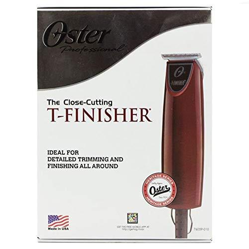 Oster Trimmer T-Finisher, Professional Trimmer, Oster classics