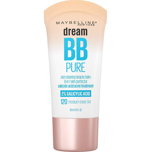 Maybelline Dream Pure BB Cream, Medium, 1 fl. oz.