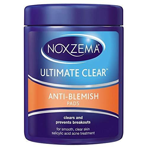 Noxzema Ultimate Clear Pads Anti Blemish 90 ct