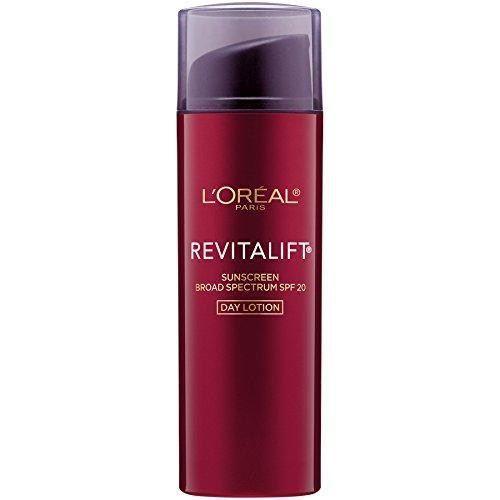 L'Oreal Paris Skincare Revitalift Triple Power Face Moisturizer with SPF 20, 1.7 fl. Oz