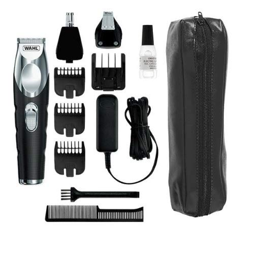 Wahl 9894-008 Groomsman All-in-One Rechargeable Grooming Kit
