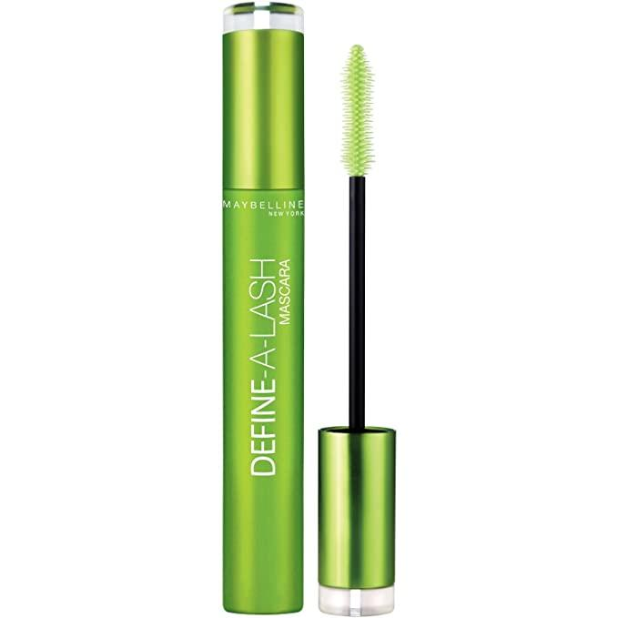 Maybelline Define-A-Lash Mascara, Very Black [801], 0.22 oz (Pack of 3)