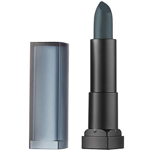 Maybelline New York Color Sensational Powder Matte Lipstick, Green Savage, 0.15 oz, 1 Count