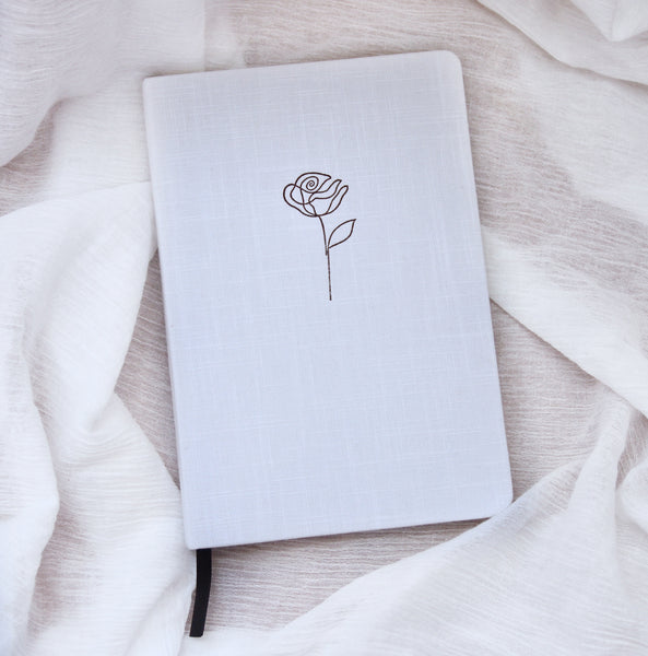 Linen Bound Journal