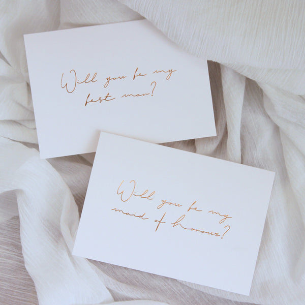 Linen Cards - Bundle of 4